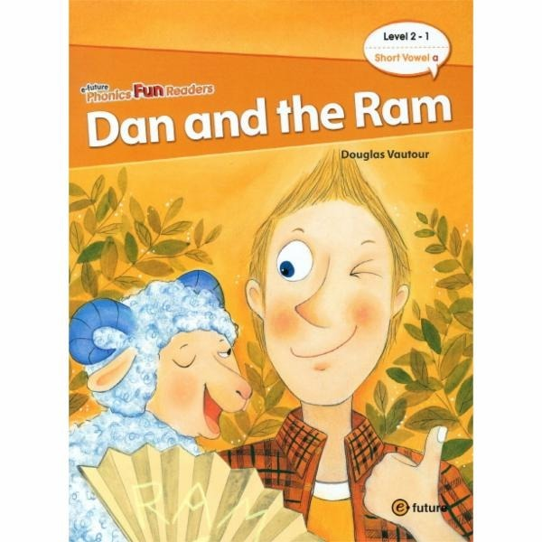DAN AND THE RAM(LEVEL 2-1)-PHONICS FUN READERS(CD1포함)