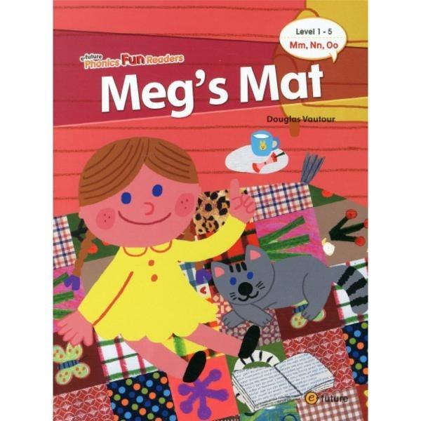 MEG S MAT(LEVEL 1-5)-PHONICS FUN READERS(CD1포함)