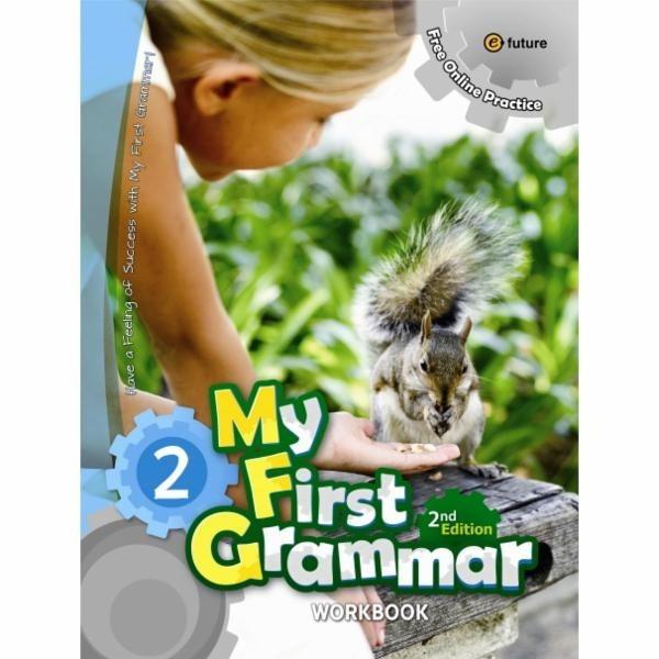 MY FIRST GRAMMAR(2)WB 2ND