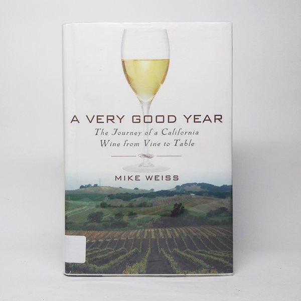 영문서적A very good Year / mike weiss