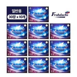 프로닥스 시트세제(10박스)(15박스)종이세제 세탁세제