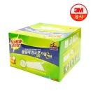 대형 대용량 물걸레 더블액션 청소포 60매