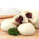 옛날 찐빵(24gx75내외)1.8kg/미니찐빵/호빵 빵