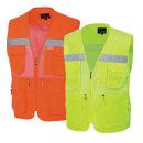 여름망사조끼 작업/작업복/반사띠 조끼 V67 인쇄무료