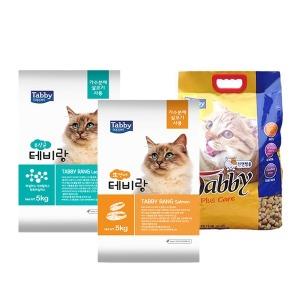 테비랑 생연어/유산균/플러스케어/5kg고양이사료