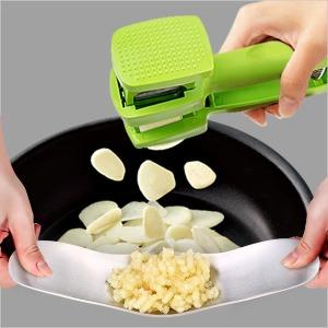 마늘슬라이서 마늘 다지기 야채 세절기 마늘슬라이스