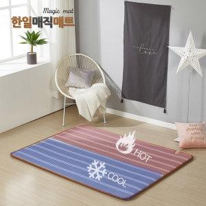 한일매직 모모그레이 전기요매트/더블투난방/145x183