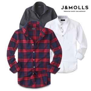 겨울 기모출시 셔츠/남방/와이셔츠/기모셔츠/겨울남방