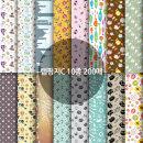 랩핑지C 200/스티커/리틀핑거/인스/세트