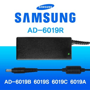 삼성 정품(19V 3.16A 60W) AD-6019R전용 AD-6019S/A/B