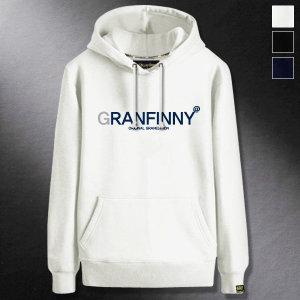 그랜피니 남녀공용 후드 티셔츠 GHA 빅사이즈