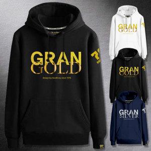 그랜피니 남녀공용 후드 티셔츠 NGHF 빅사이즈