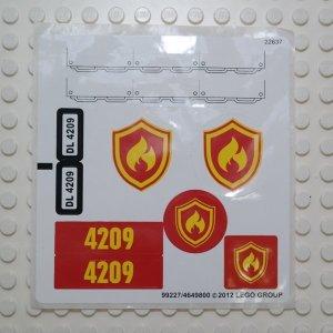 스티커/Sticker for Set 2259 스크레치 얼룩