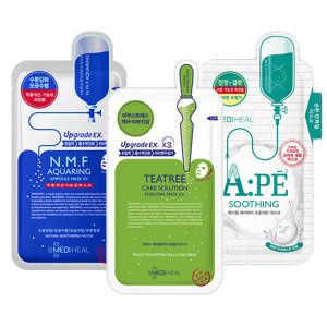 메디힐 마스크팩/티트리/NMF/WHP/DNA 프로아틴