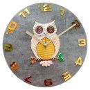 대리석 부엉이 골드 벽시계 인테리어시계 신상품 할인