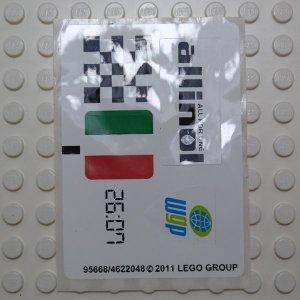 스티커/Sticker for Set  8192 스크레치 얼룩 중고