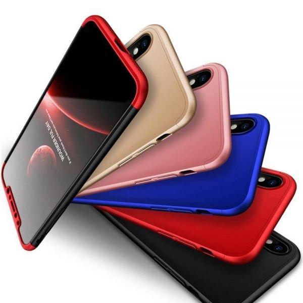 아이폰XS MAX iPhoneXS 아이폰X XR 풀커버 케이스