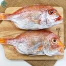 삼천포 용궁수산시장 반건조 생선 꽃돔 한꾸러미