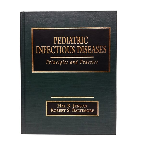 영문서적pediatric infectious diseases hal robert