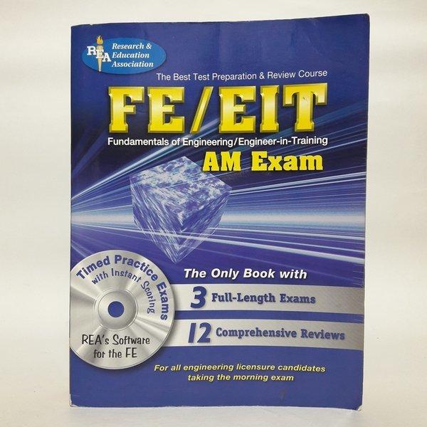 영문서적FE / EIT AM Exam