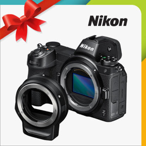 니콘공식총판 正品 Nikon Z7 FTZ Mount Adapter Kit
