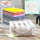 심플 옷정리트레이(일반형) 30개+옷정리폴더 1개
