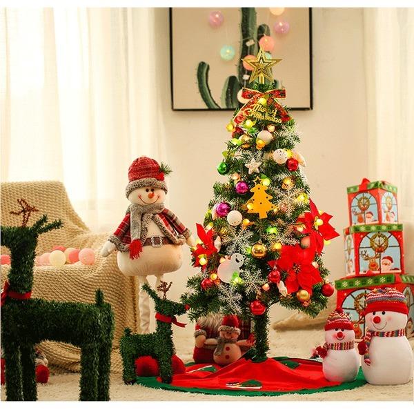 크리스마스트리 성탄절나무 대형 악세사리포함-8171