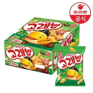 고래밥 미니 볶음양념맛 20g 10입 x 3박스