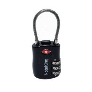 해외여행용 비밀번호 TSA  padlock 자물쇠 Note Lock-23