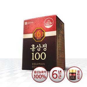 6년근홍삼농축액 홍삼정 100% 1박스