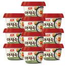 동원 양반 야채죽 285g x 10개 /즉석죽/즉석식품