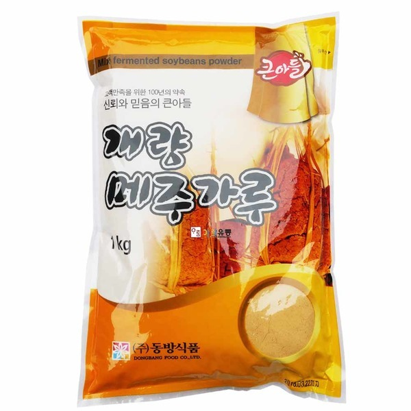 동방식품/개량메주가루(수입산90%) 1kg