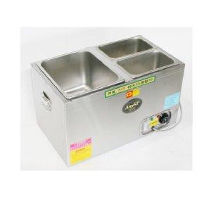 한양금속 전기 사각 워머기/업소용 중탕기/탕온기