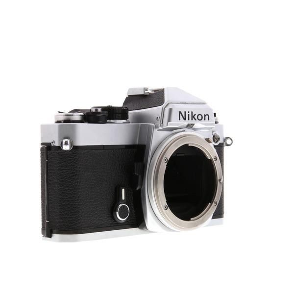니콘 NIKON FE 필름카메라 (렌즈미포함 중고상품)