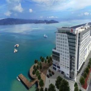 코타키나발루 메리어트 호텔