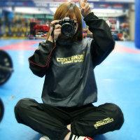 컨텐더 경량땀복 CTW-653 다이어트 복싱 태보 체중