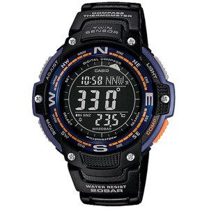 카시오정품 SGW-100-2B 등산손목시계 나침반 온도계