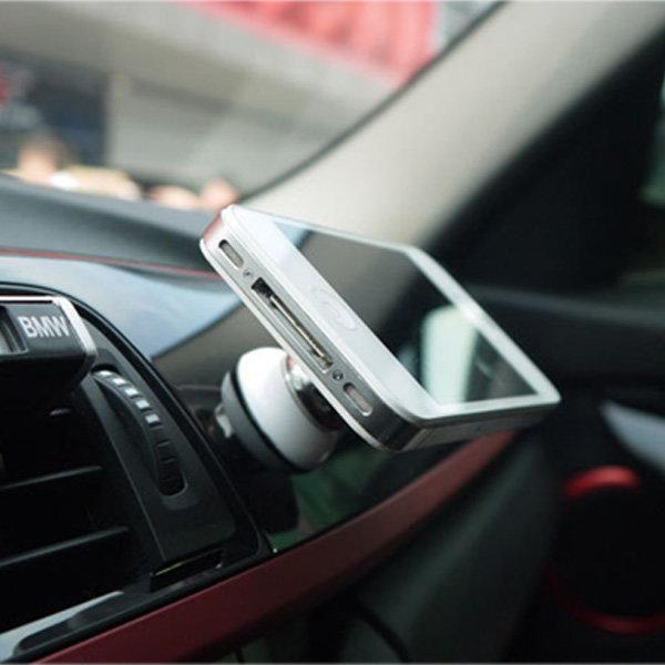 차량용 자석볼 스마트폰 거치대