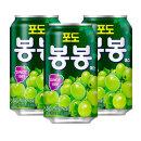썬키스트 포도봉봉 340mlx24캔