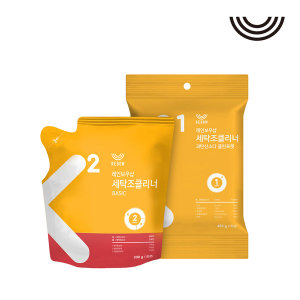 세탁조클리너 클린파우치 + 클린포켓 (300g+450g)