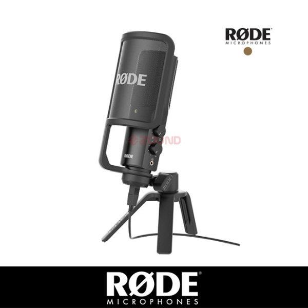 RODE NT-USB 로데 USB 컨덴서 마이크/인터넷방송