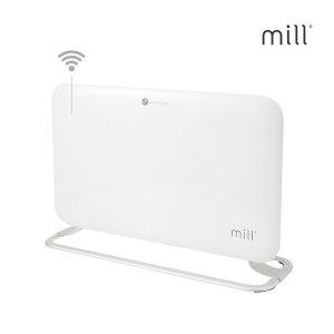 밀 전기컨벡터 Wifi M12WF 전기히터 온풍기 난방기구 - 상품 이미지