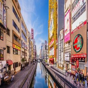오사카 사라사 남바 금까기