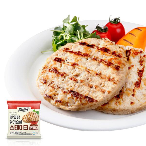 닭가슴살 스테이크 오리지널 100g 1팩