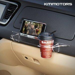 (KMMOTORS) 케이엠모터스 차종별 맞춤전용 조수석 무중력 테이블