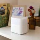 아로마 초음파 가습기 휴대용 사무실 가정용 -사각
