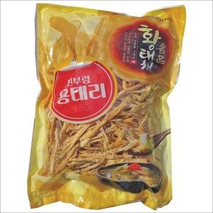 황태 황태채 /용대리황태채 1kg 황태껍질 1kg/용대리