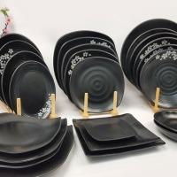 카시아 멜라민 업소용 그릇 찬기 접시 면기 모음