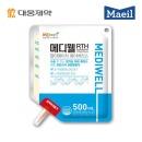 메디웰RTH 화이버리스 500mlx20팩/식사대용/단백질