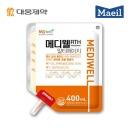 메디웰 RTH 400mlx20팩/식사대용/단백질보충/식이섬유